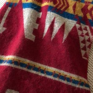 Buckle Accessories - BKE Aztec Scarf